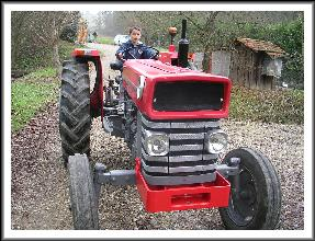 Fiche technique tracteur massey ferguson 130